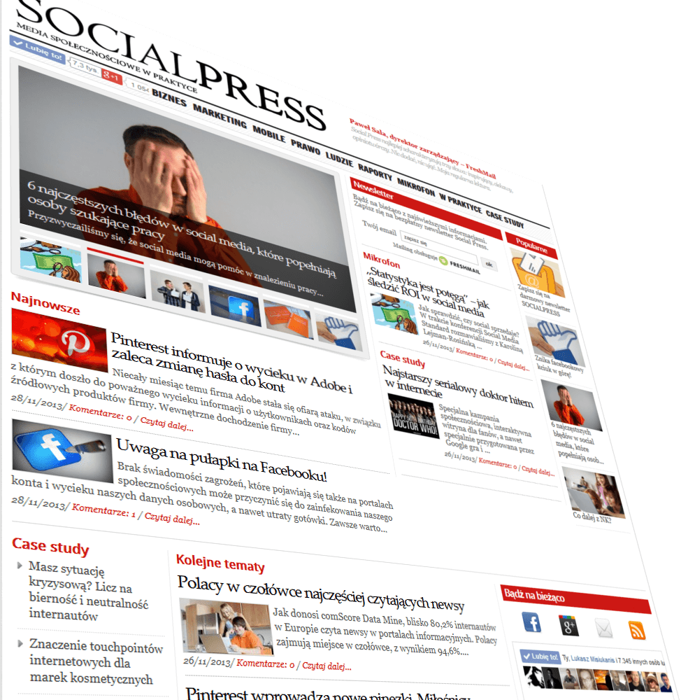 SOCIALPRESS-home