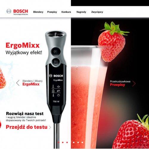 Bosch: Mix smaków i pomysłów
