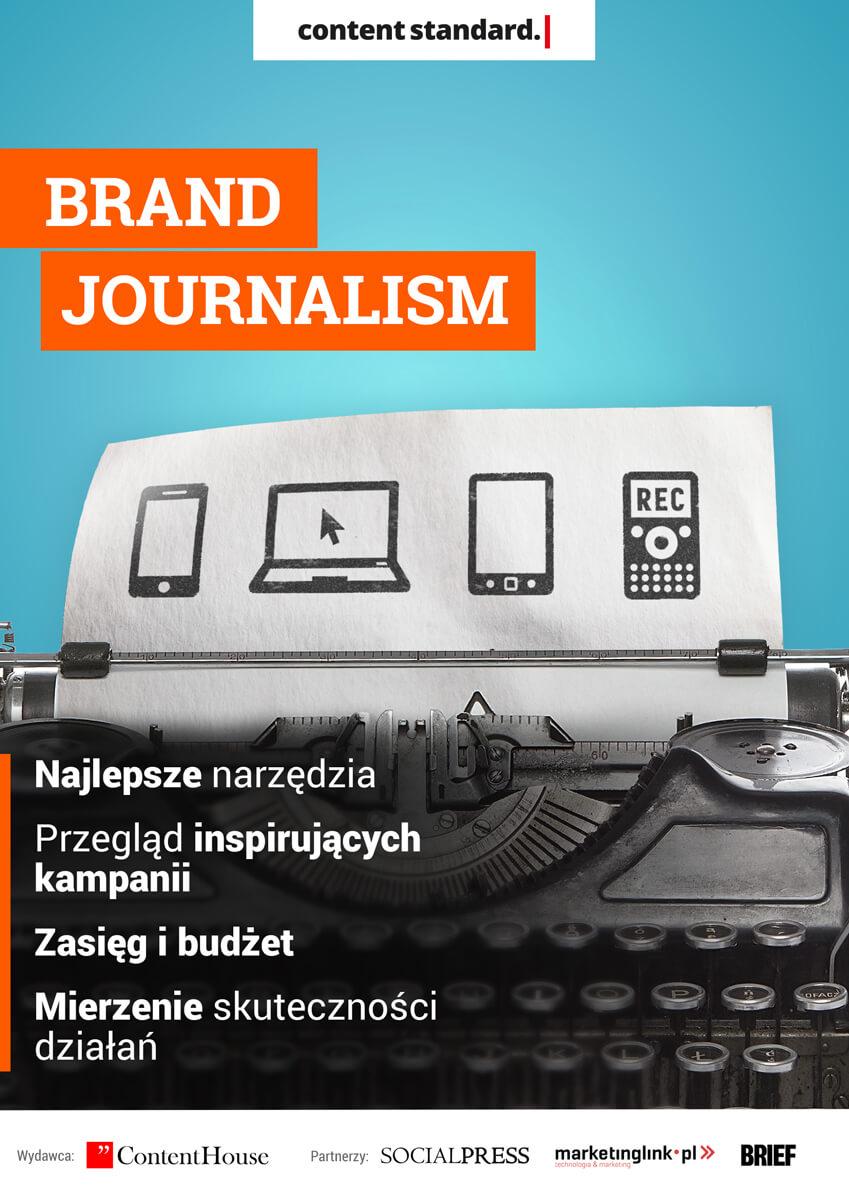 Content Standard: Brand Journalism