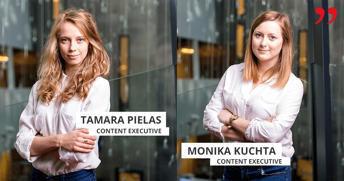 blog Tamara i Monika awans