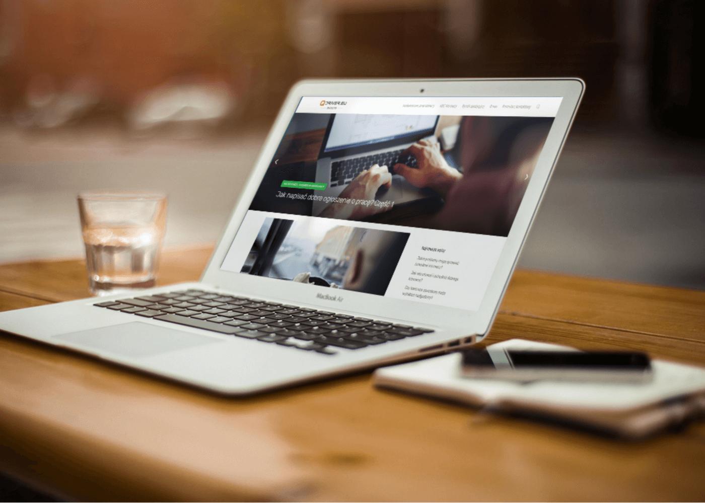 Magazyn Qdriver Tworzymy portal dla branży spedycyjnej i HR (1)