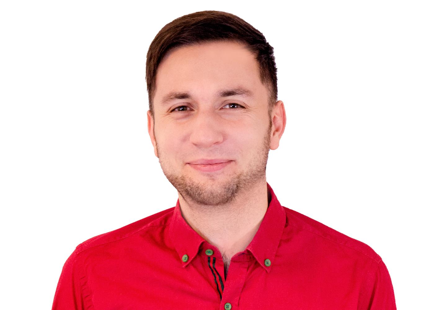 Michał Bednarczyk dołącza do contenthouse