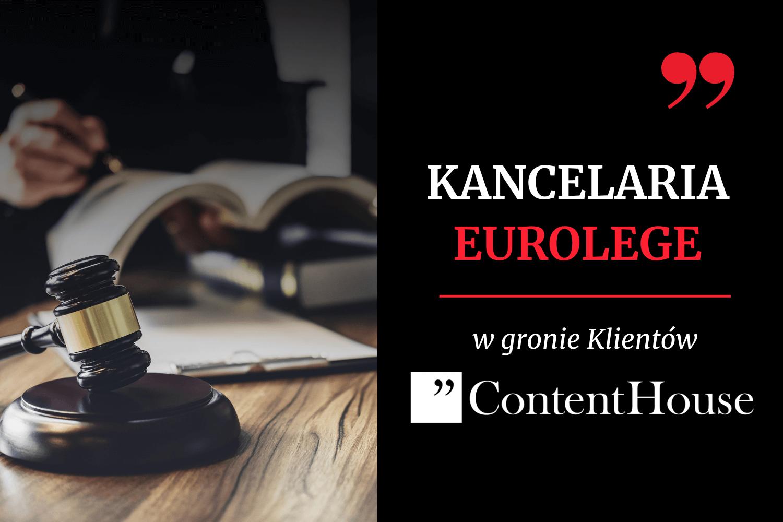 współpraca eurolege z contenthouse grafika